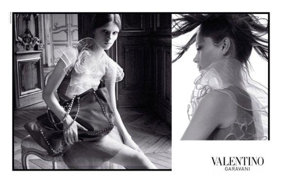 Valentino s s 2011 Campaign 8