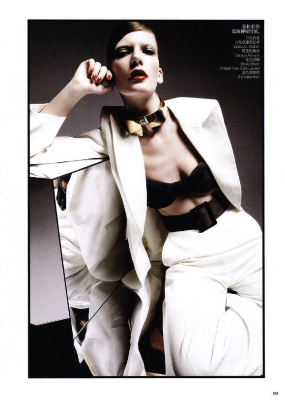 Valeria Ming Vogue China February 2011 5