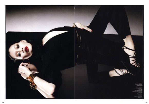 Valeria Ming Vogue China February 2011 6