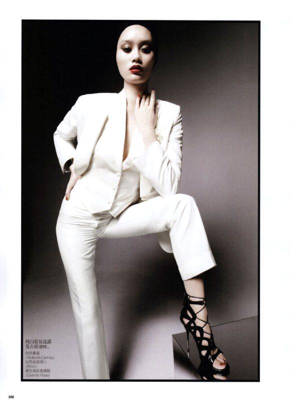 Valeria Ming Vogue China February 2011 7