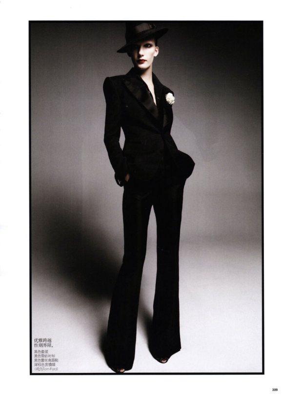 Valeria Ming Vogue China February 2011 8