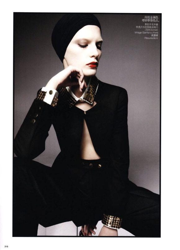 Valeria Ming Vogue China February 2011 9