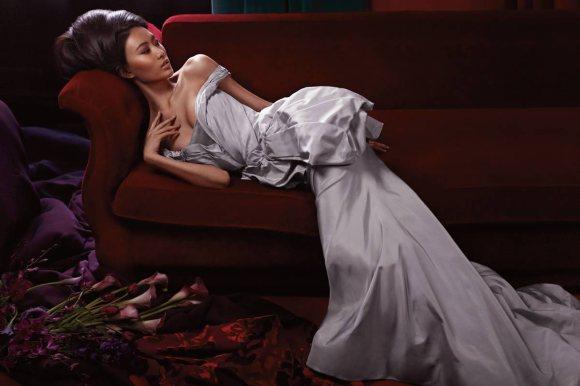 Vera Wang S S 2011 Ad Campaign 1