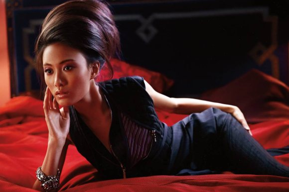 Vera Wang S S 2011 Ad Campaign 2