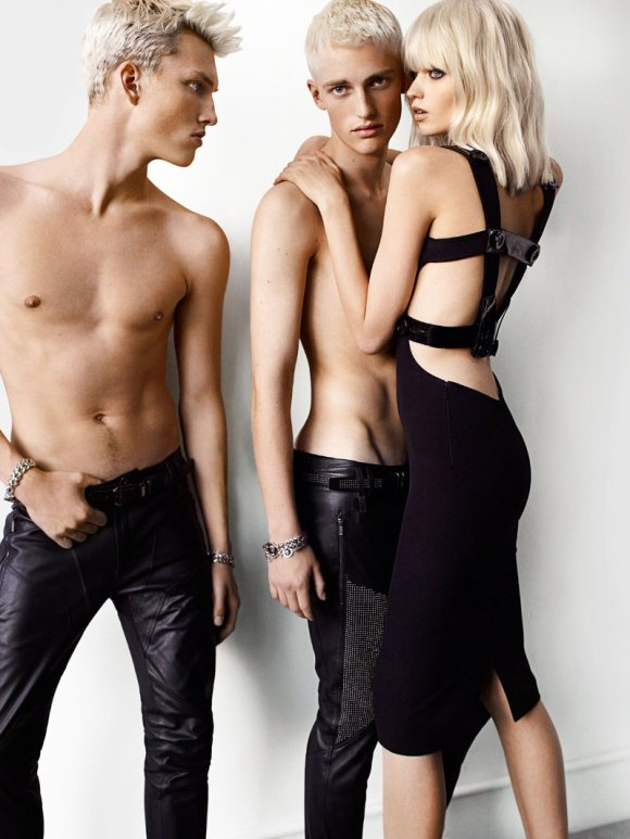 Versace Spring 2011 Campaign 3