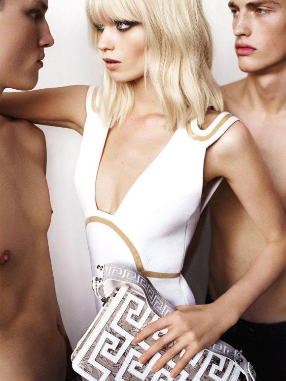 Versace Spring 2011 Campaign 5