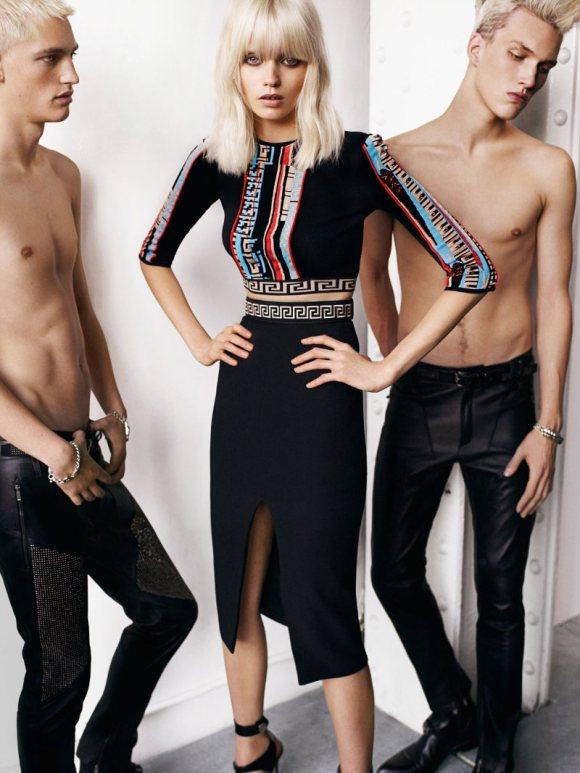 Versace Spring 2011 Campaign 8