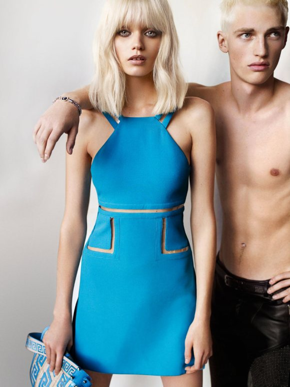 Versace Spring 2011 Campaign 9