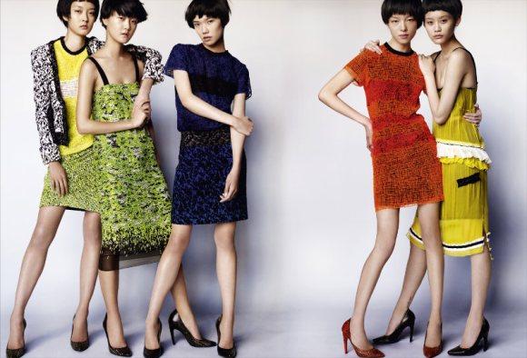Vogue US February 2011 5