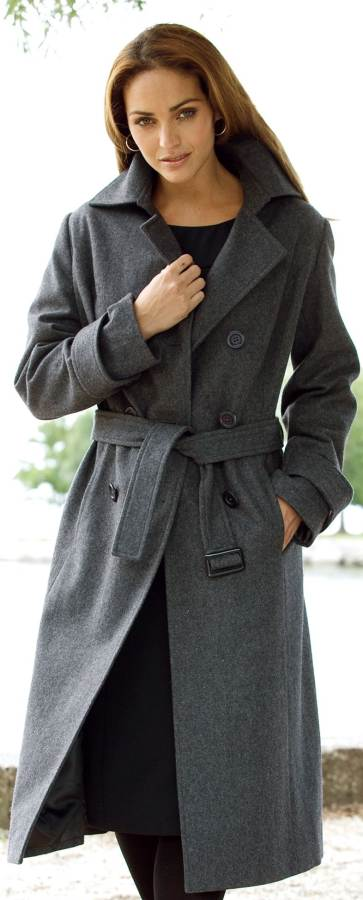women Trench coats for casual Occasions-2