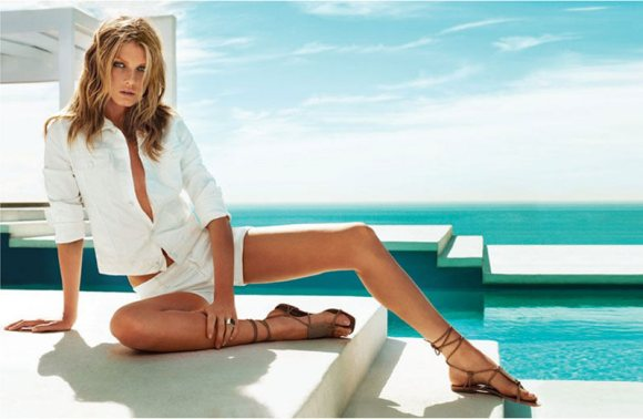 7 For All Mankind Spring 2011 Campaign 2