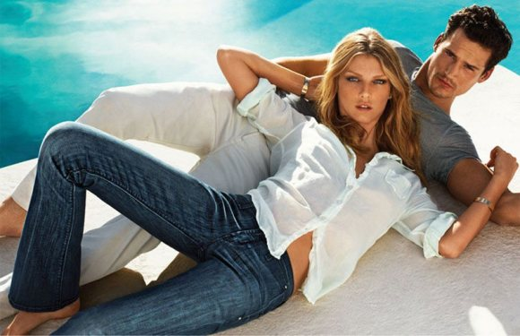 7 For All Mankind Spring 2011 Campaign 3