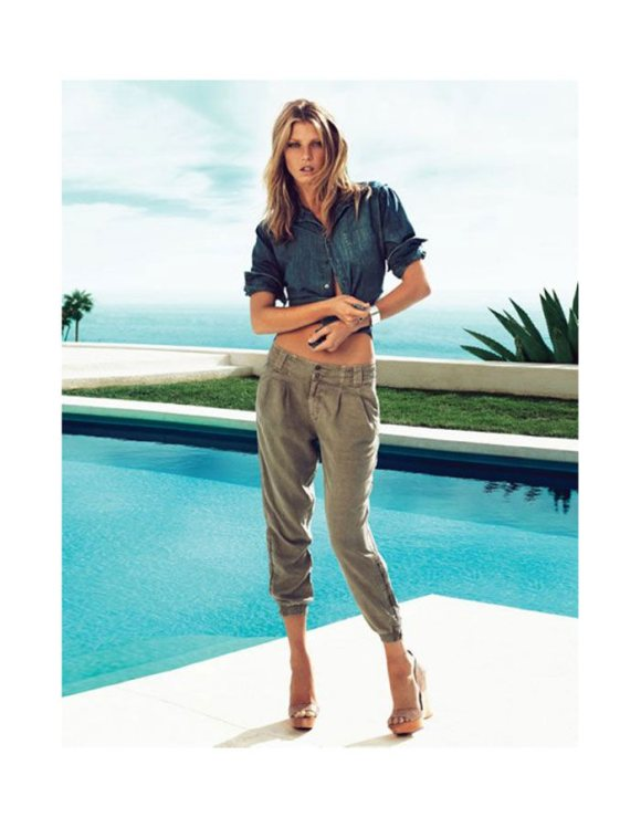 7 For All Mankind Spring 2011 Campaign 5