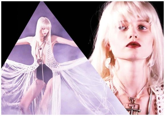 Abbey Lee Kershaw Mania Mania Reve 2011 Campaign 3