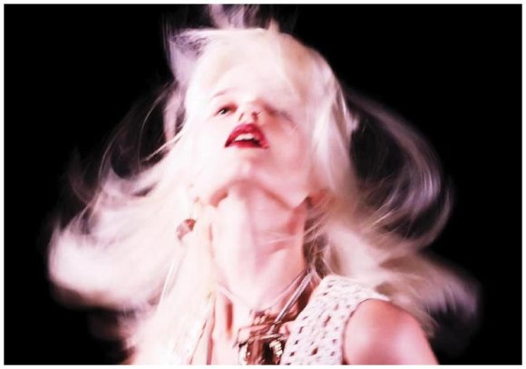 Abbey Lee Kershaw Mania Mania Reve 2011 Campaign 5