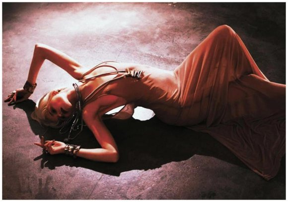 Abbey Lee Kershaw Mania Mania Reve 2011 Campaign 9