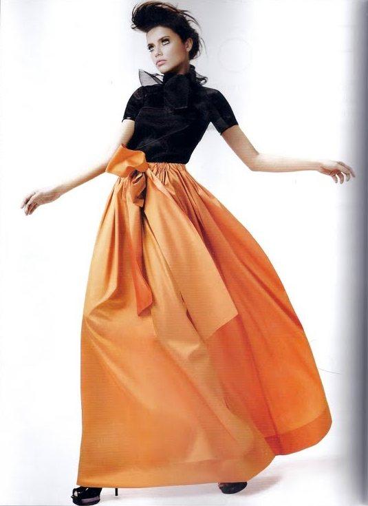 Adriana Lima Vogue Brazil February 2011 Editorial 7