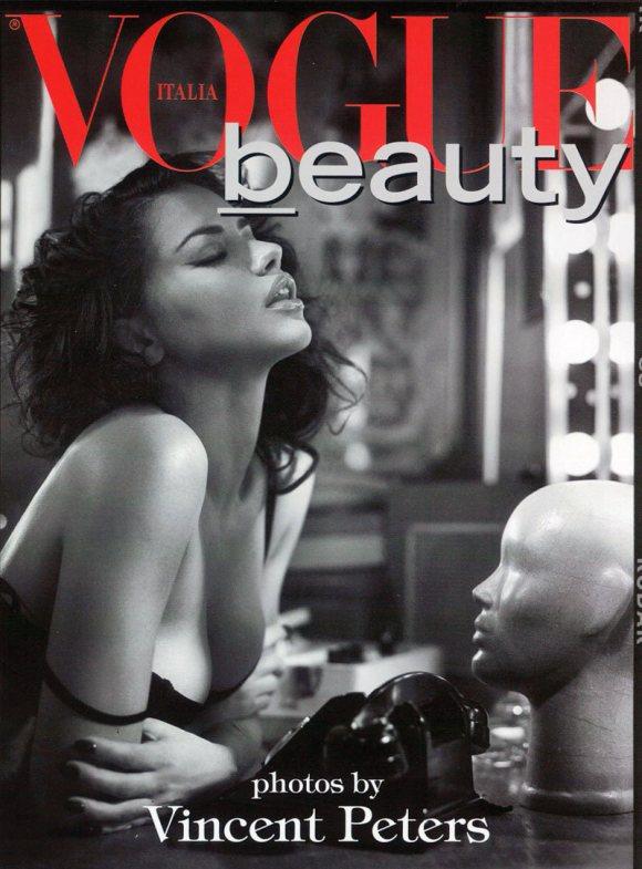 adriana lima 2011. Adriana Lima for Vogue Italia
