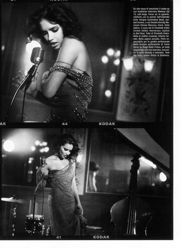 Adriana Lima Vogue Italia February 2011 6