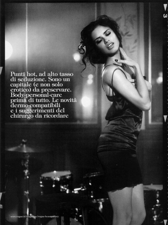 Adriana Lima Vogue Italia February 2011 8