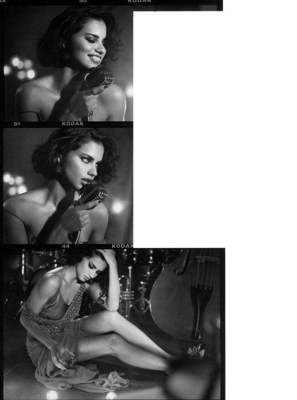 Adriana Lima Vogue Italia February 2011 9