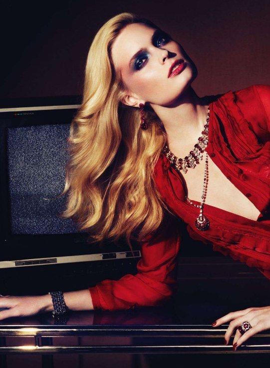 Agnete Hegelund  Harpers Bazaar UK March 2011 2