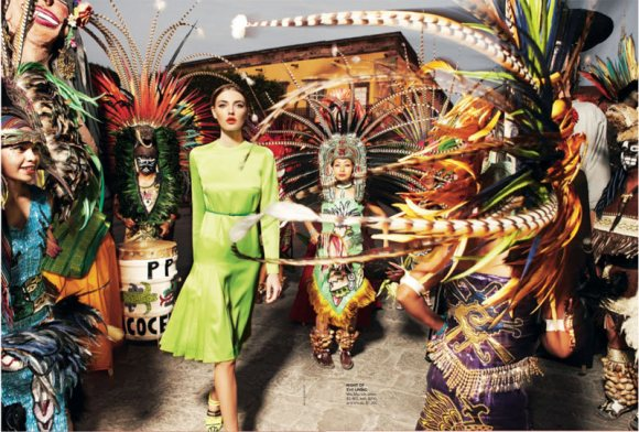 Alina Baikova Vogue Australia March 2011 13