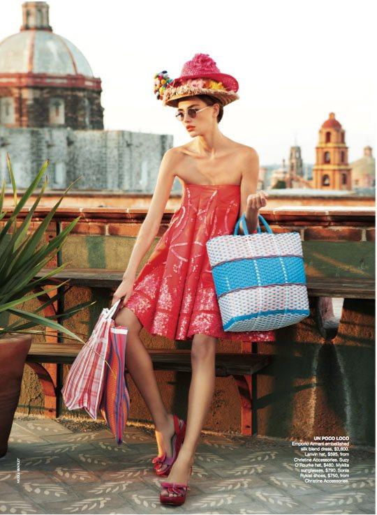 Alina Baikova Vogue Australia March 2011 15