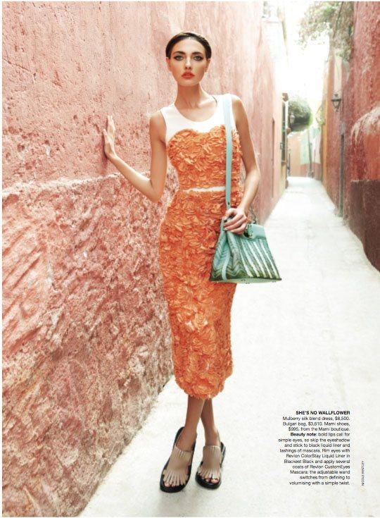 Alina Baikova Vogue Australia March 2011 16