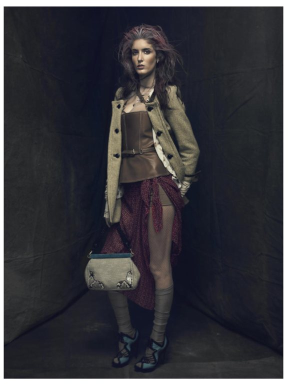 Amanda Laine Playing Fashion 2