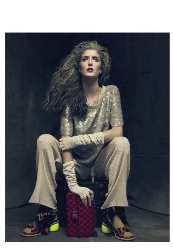 Amanda Laine Playing Fashion 3
