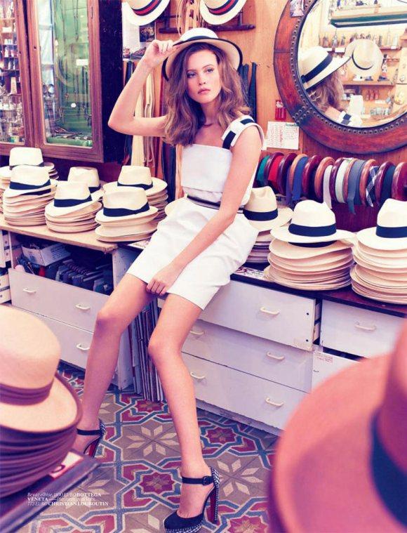 Behati Prinsloo Vogue Turkey 5
