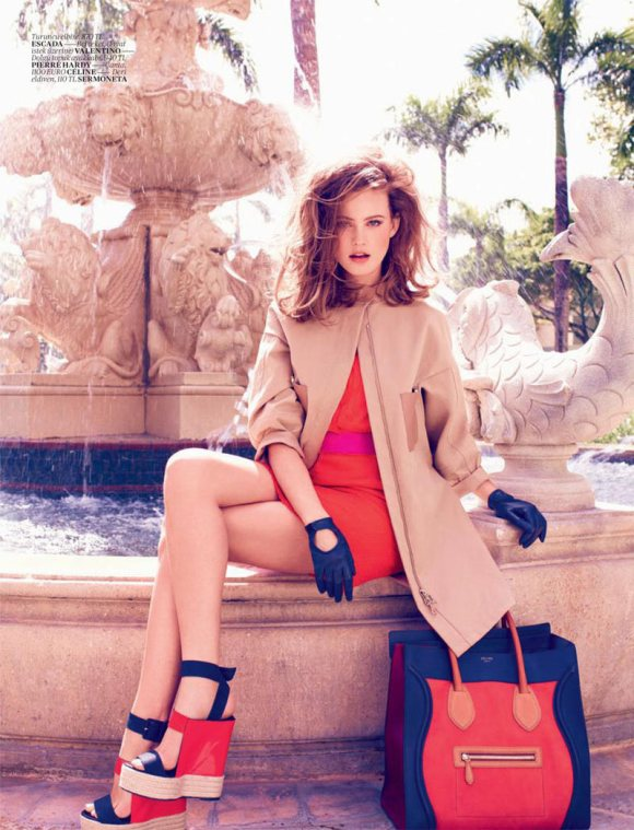Behati Prinsloo Vogue Turkey 8