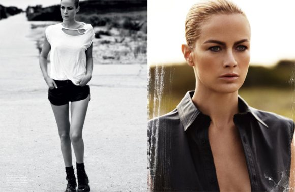 Carolyn Murphy for Muse 1