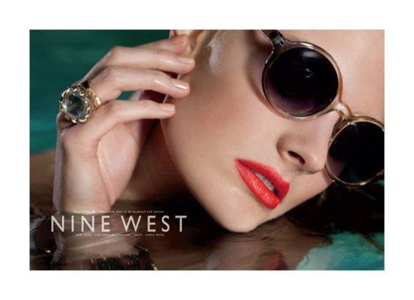 Constance Jablonski Nine West Spring 2011 Campaign 1