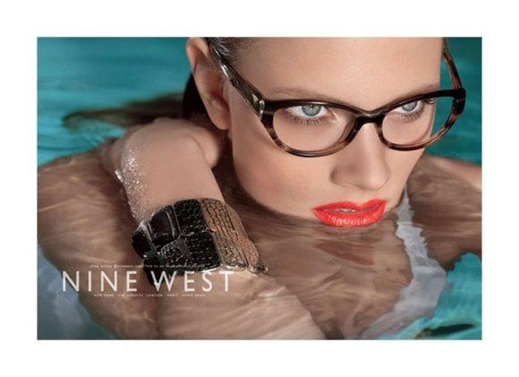 Constance Jablonski Nine West Spring 2011 Campaign 6