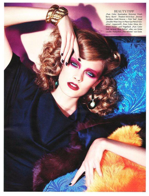 Constance Jablonski Vogue Germany March 2011 2