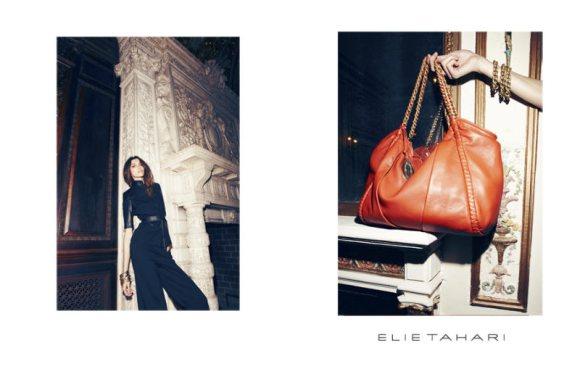 Elie Tahari Spring 2011 Catalogue 1