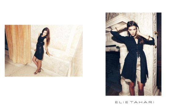 Elie Tahari Spring 2011 Catalogue 2