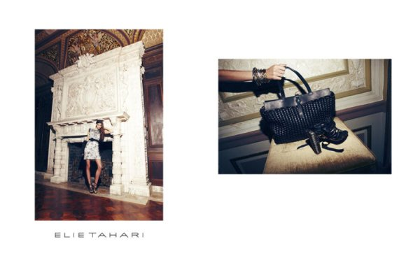 Elie Tahari Spring 2011 Catalogue 4