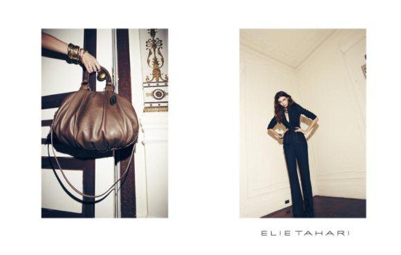 Elie Tahari Spring 2011 Catalogue 5