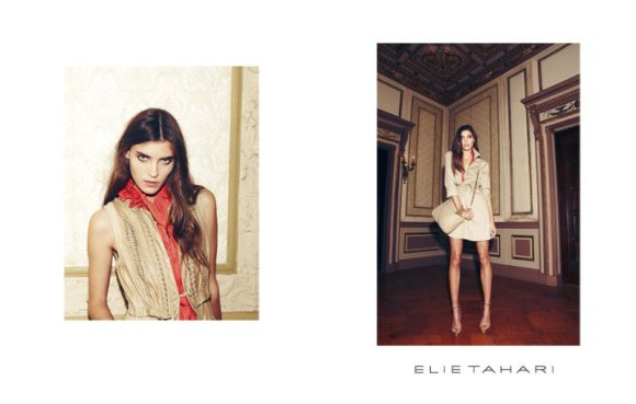 Elie Tahari Spring 2011 Catalogue 6
