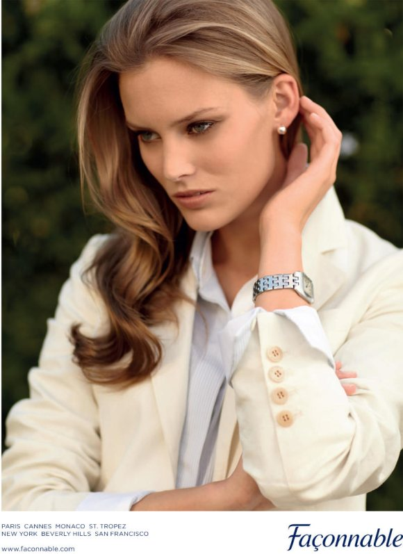 Faconnable Spring 2011 Campaign 4