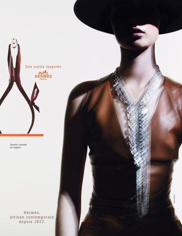 Hermes Spring 2011 Campaign 1