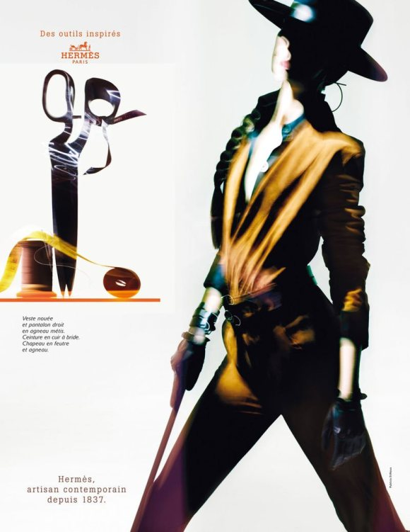 Hermes Spring 2011 Campaign 4
