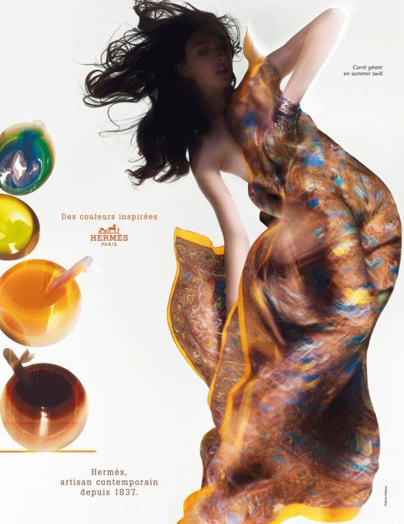 Hermes Spring 2011 Campaign 5