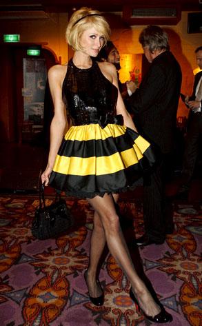 How to dress up like Paris Hilton