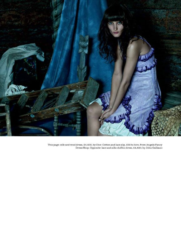 Iekeliene Stange Elle UK March 2011 6