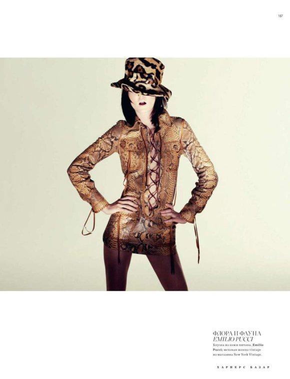 Irina Annabelle Xiao Harpers Bazaar Russia 10