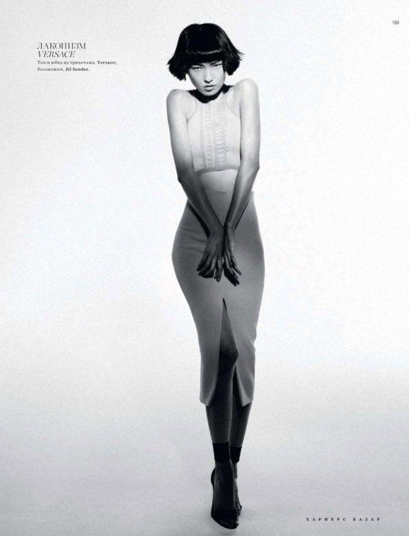 Irina Annabelle Xiao Harpers Bazaar Russia 11